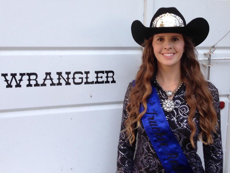 Rodeo Queens Truckee Pro Rodeo
