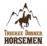 Truckee Donner Horsemen logo